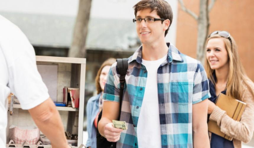 Financial Tips for New College Students